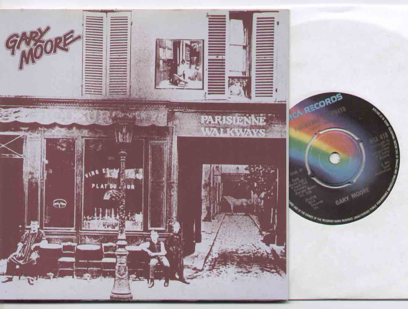 Gary Moore - Parisienne Walkways CD