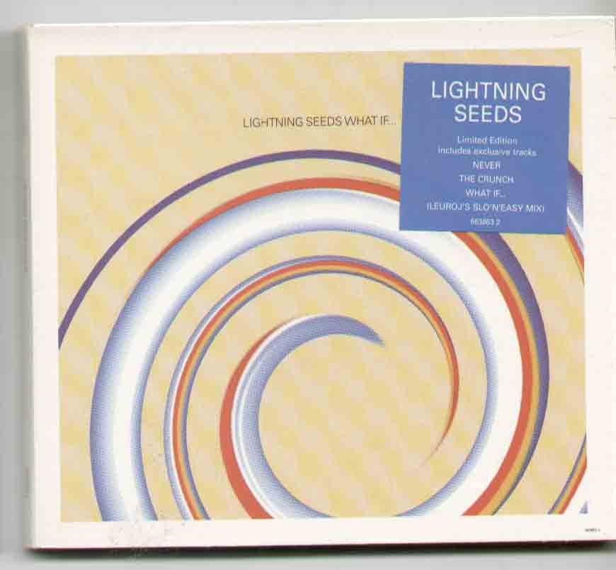 Lightning Seeds What+If CD
