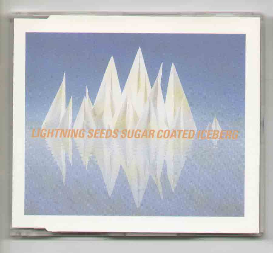 Lightning Seeds Sugar+Coated+Iceberg CD