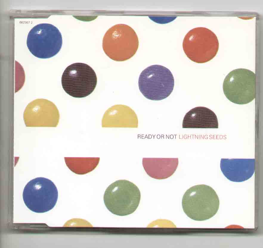 Lightning Seeds Ready+Or+Not CD
