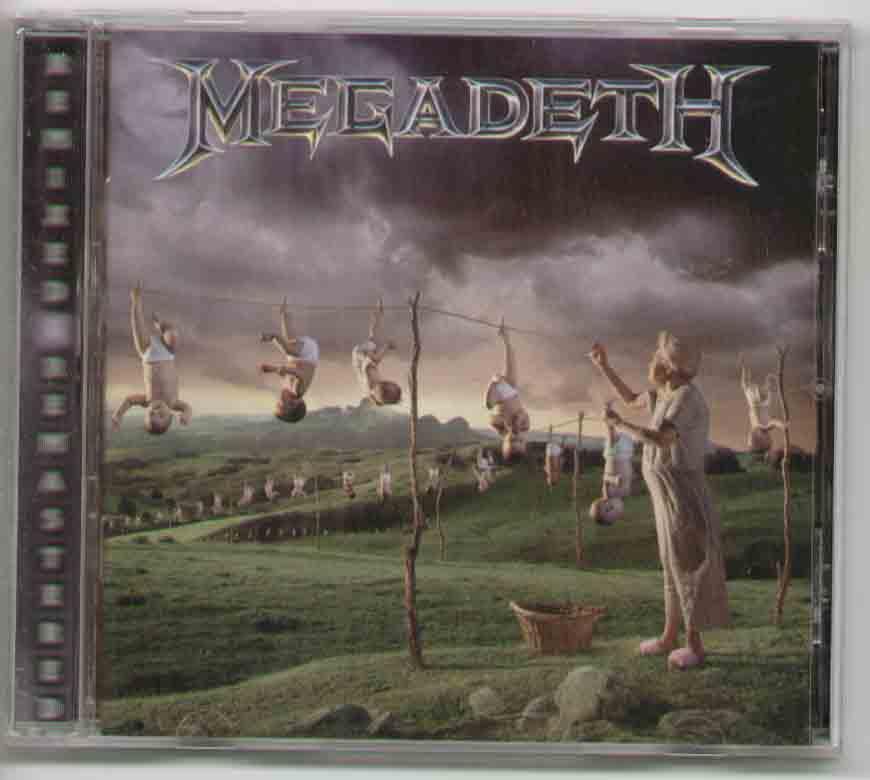 MEGADETH - Youthanasia Album
