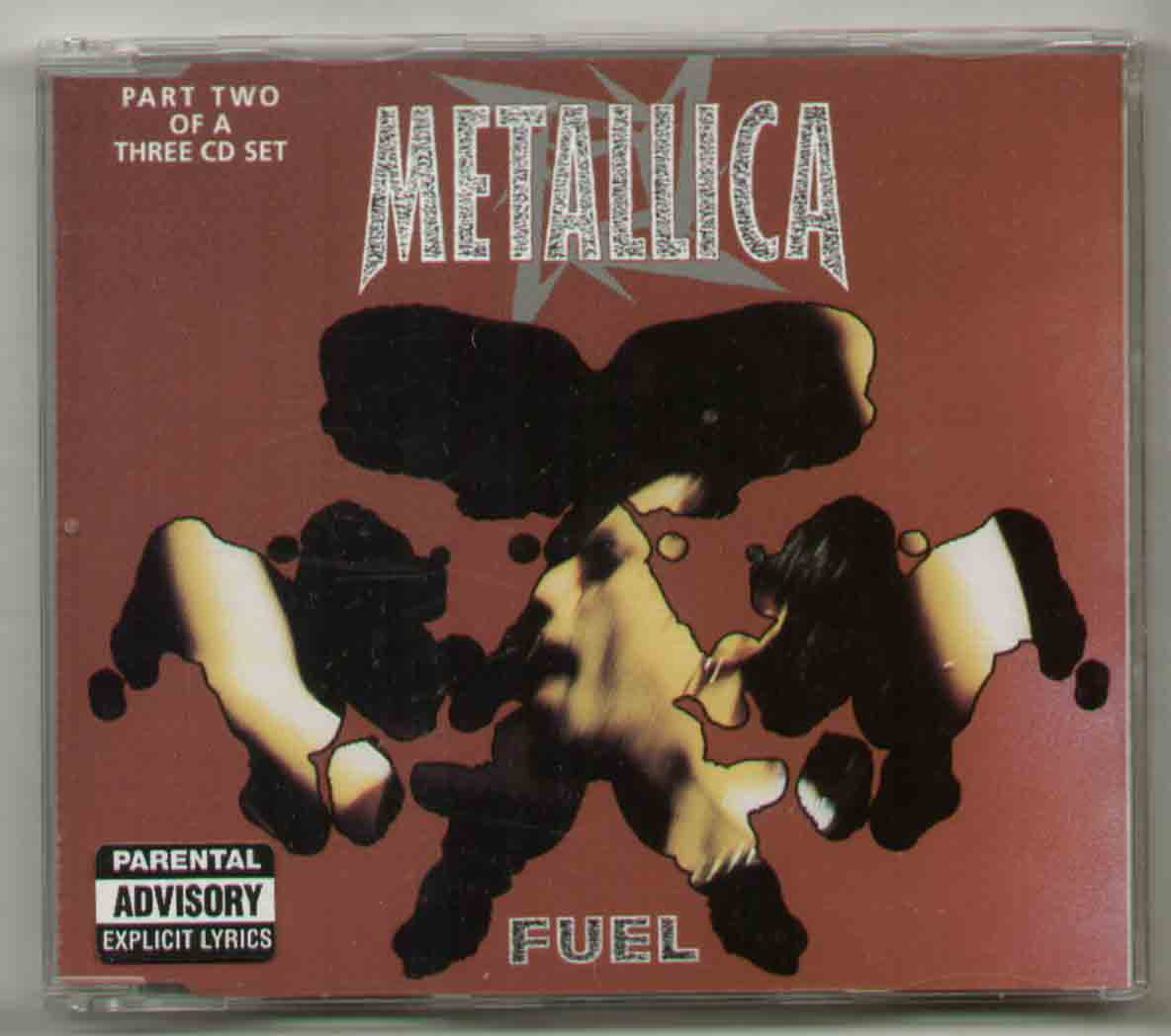 Metallica Fuel CD