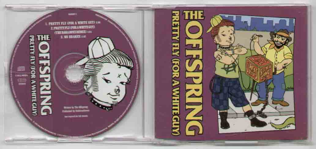 OFFSPRING - Pretty Fly Record