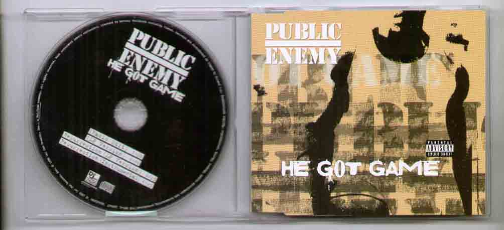 He Got Game - Public Enemy