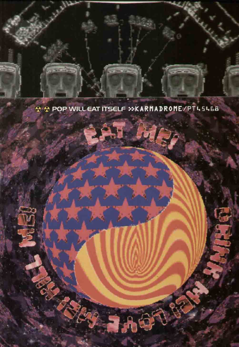 Pop Will Eat Itself Karmadrome 12''