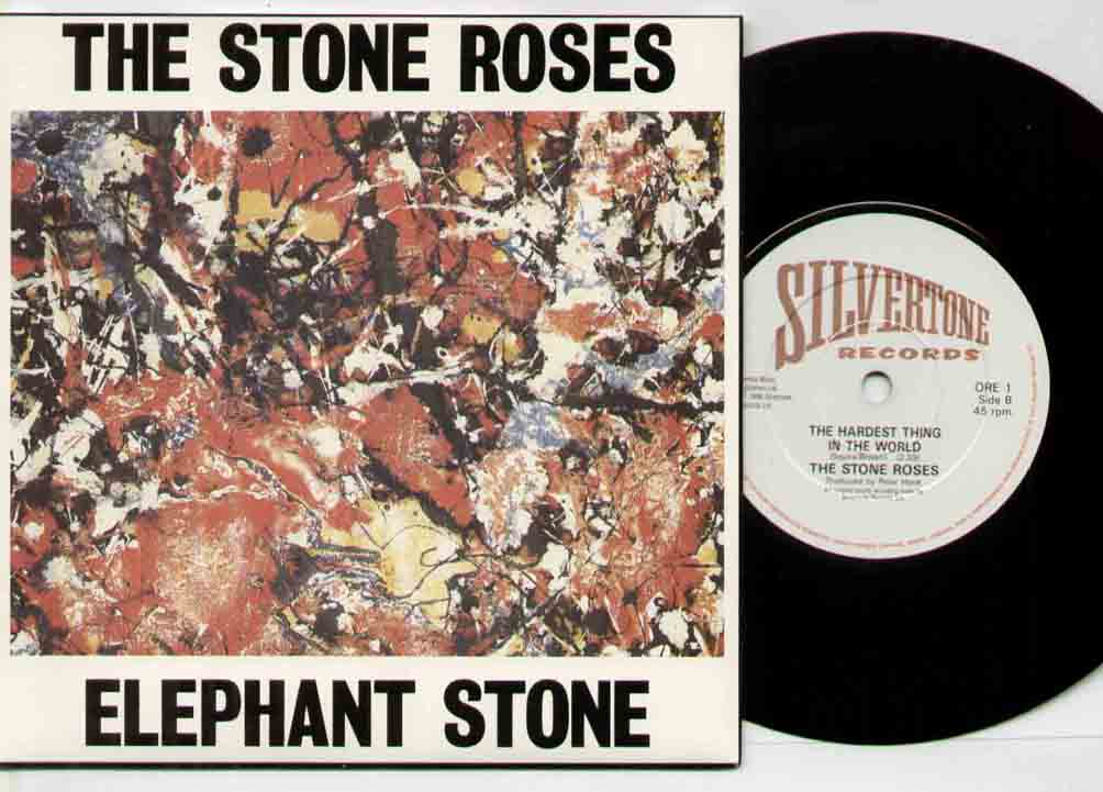Stone Roses Elephant+Stone 7''
