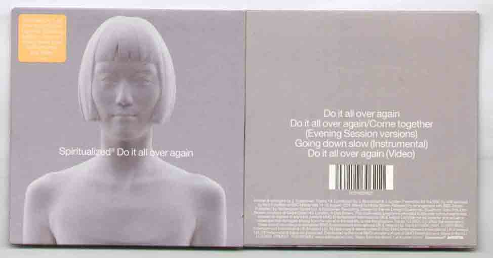 Spiritualized - Do It All Over Again Record