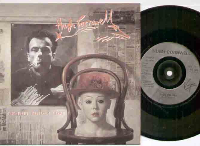 Hugh Cornwell