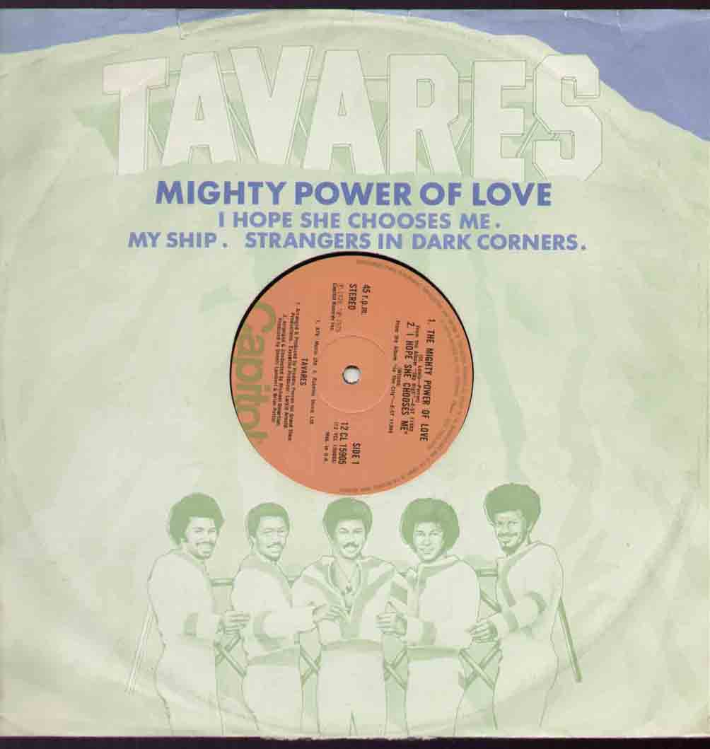 MIGHTY POWER OF LOVE