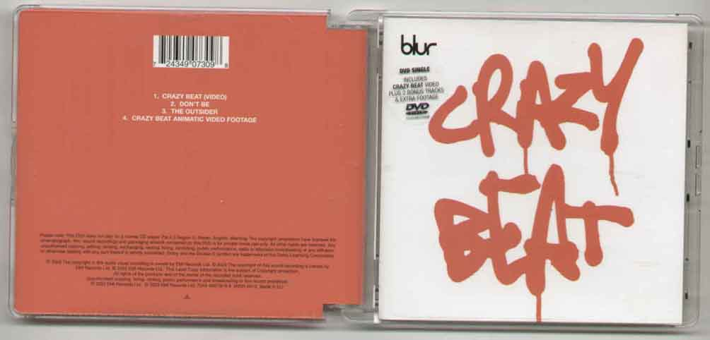 Blur - Crazy Beat