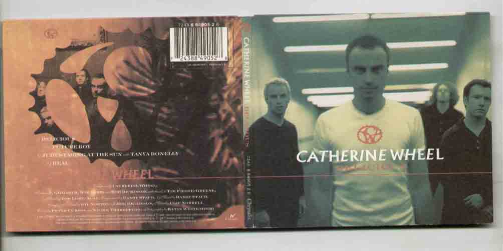Catherine Wheel Delicious CD