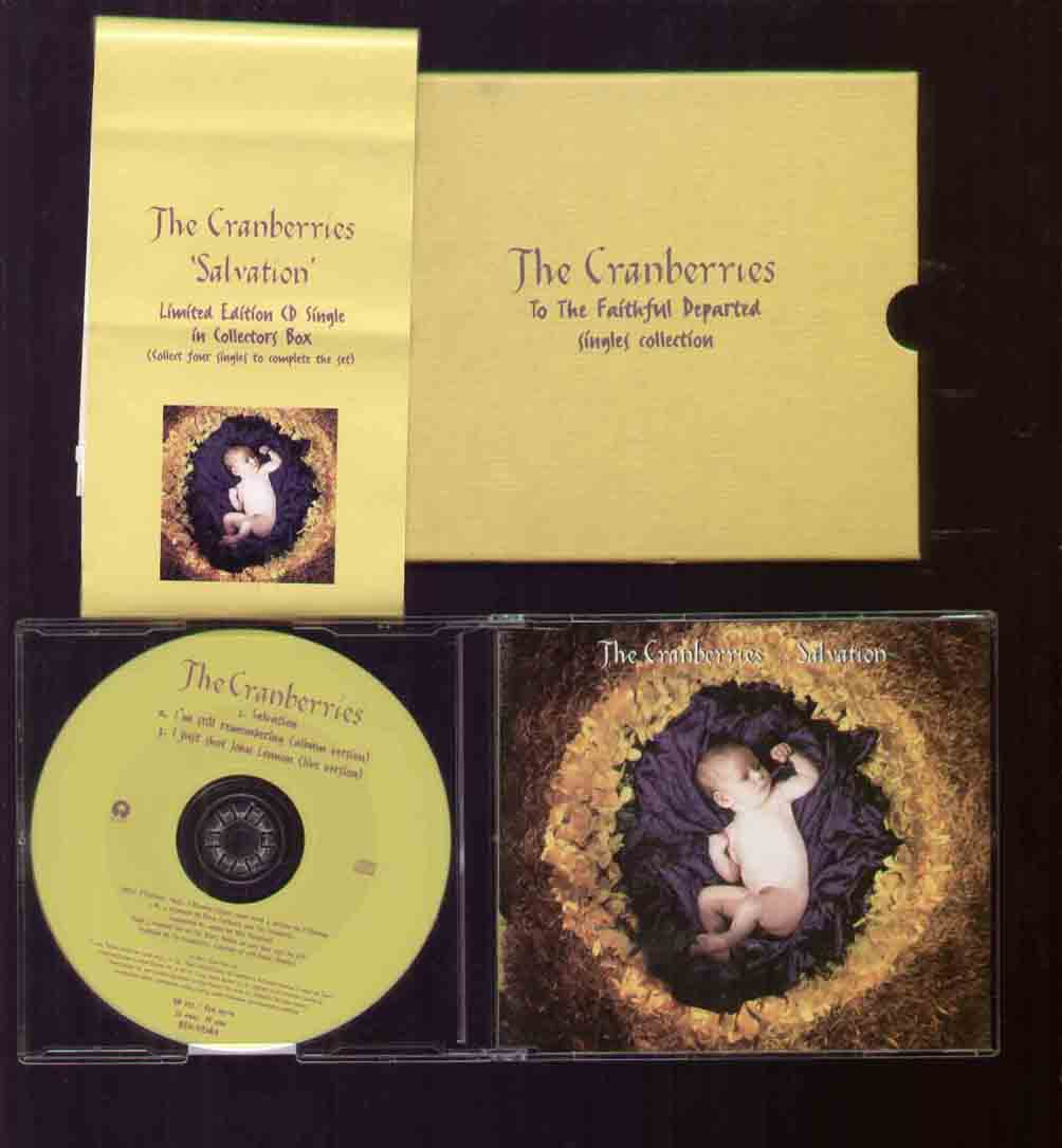 Cranberries - Salvation ( Limited Edition Collectors Box )