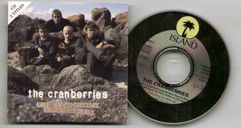 Cranberries Ridiculous+Thoughts CD