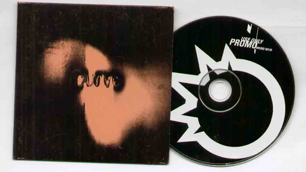 CHINESE BURN ( 4 track prmo CD single )