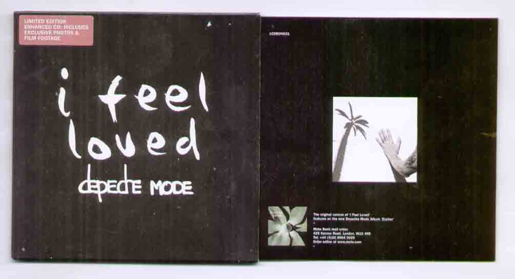Depeche Mode -  vinyl records and cds