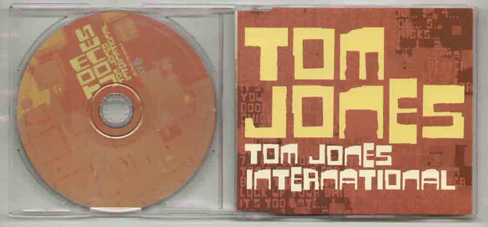 Tom Jones Tom+Jones+International CD