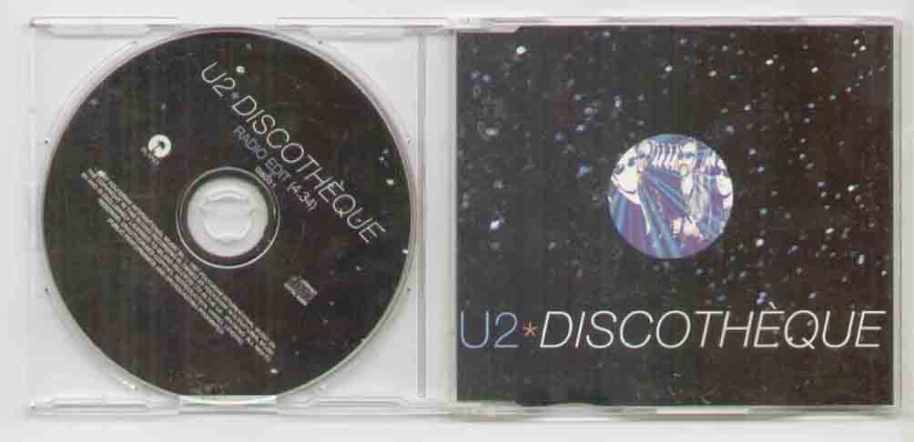 U2 - Discotheque LP