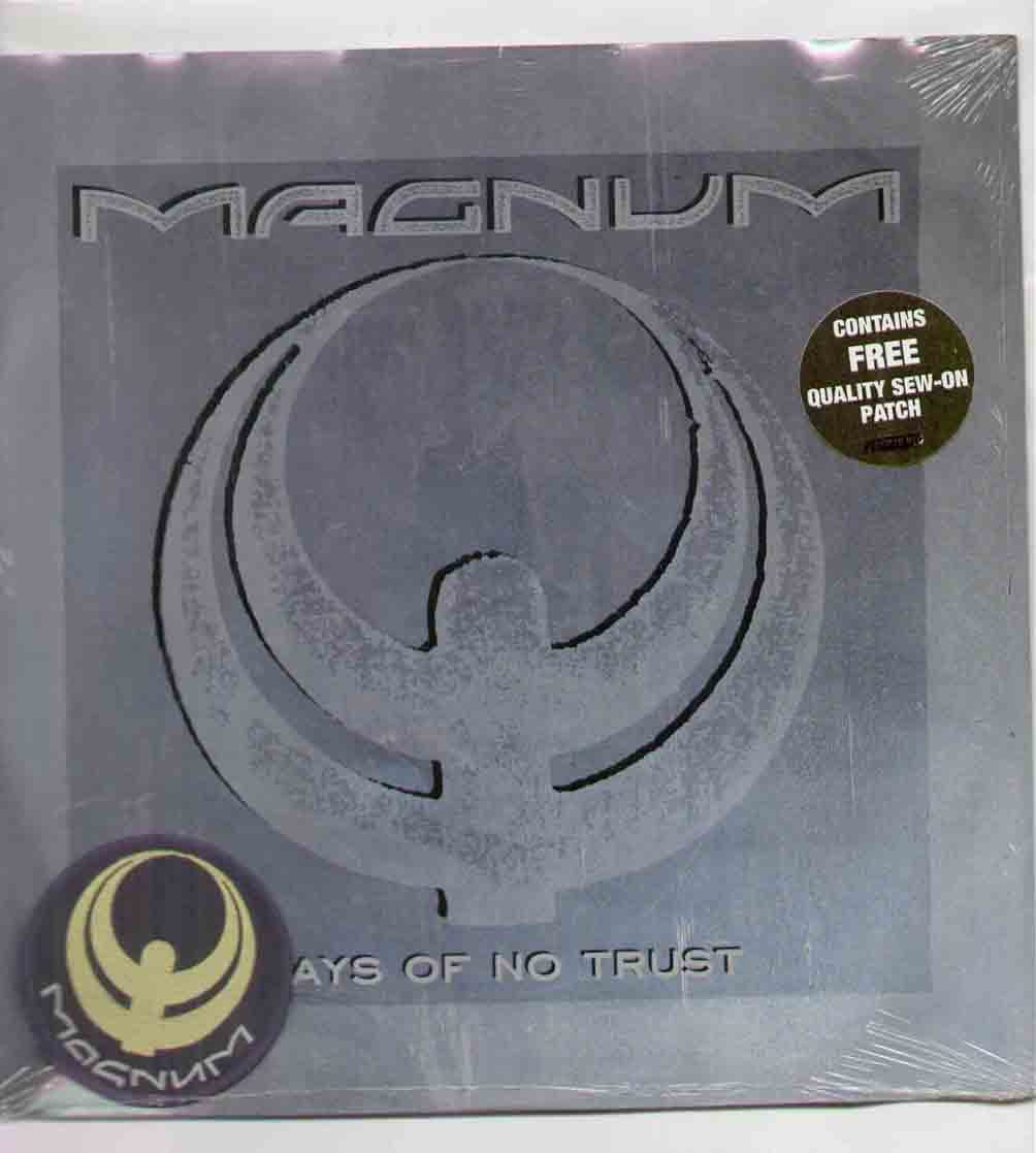 Magnum - Days Of No Trust Vinyl