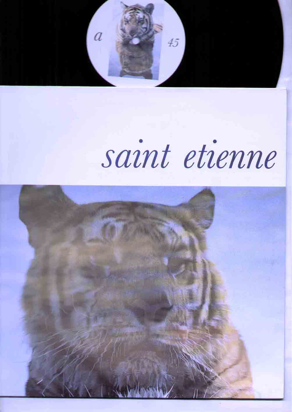 SAINT ETIENNE - Pale Movie Album