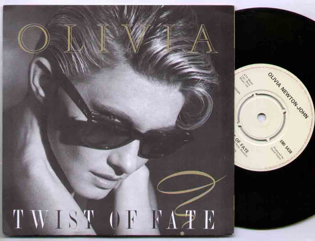 Twist Of Fate - Olivia Newton John
