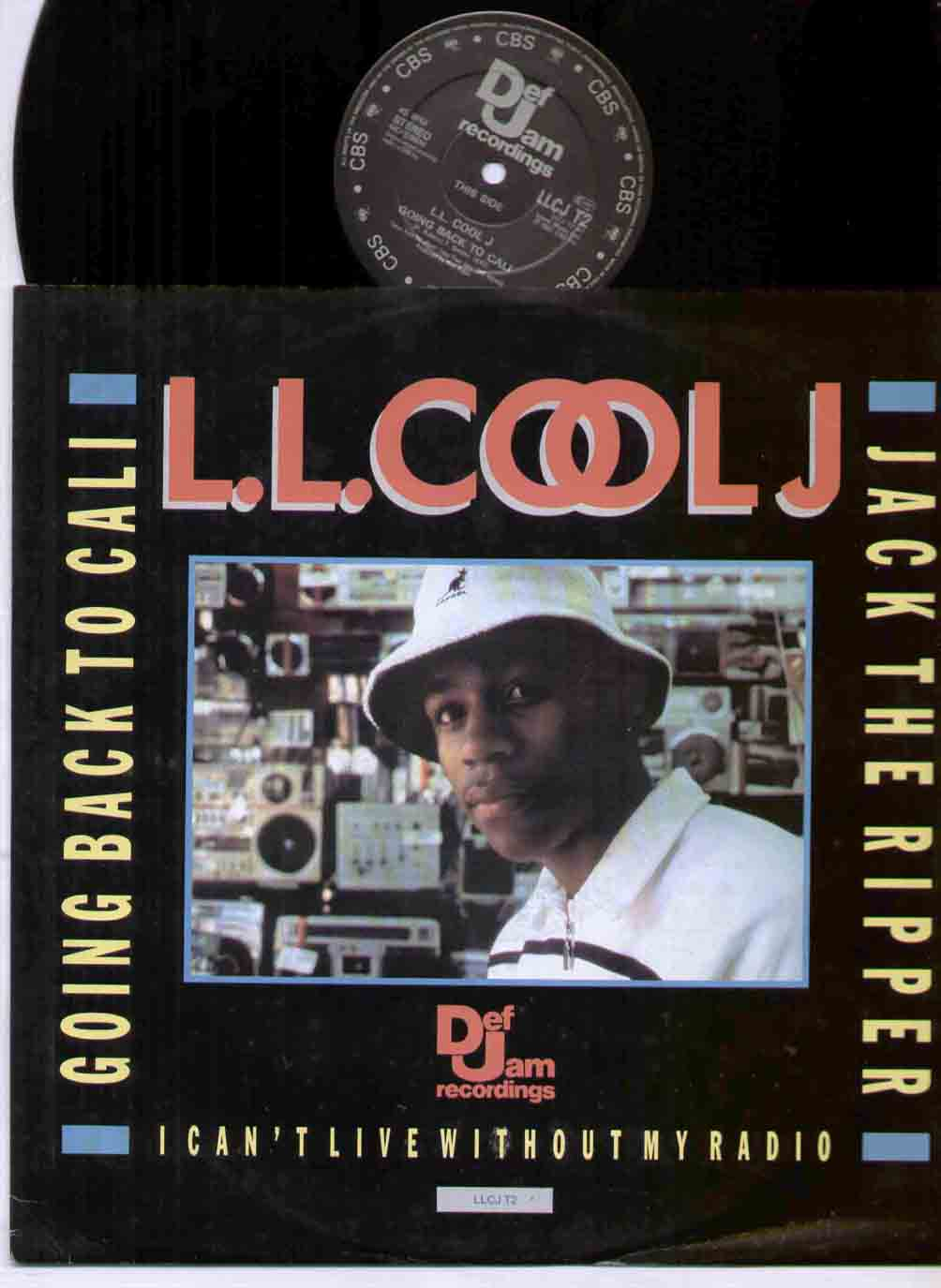 Ll Cool J Going Back To Cali 12''