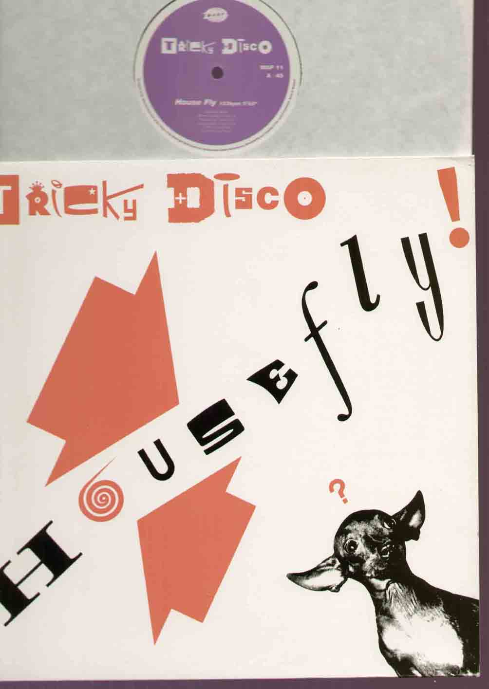 Tricky Disco House+Fly 12''