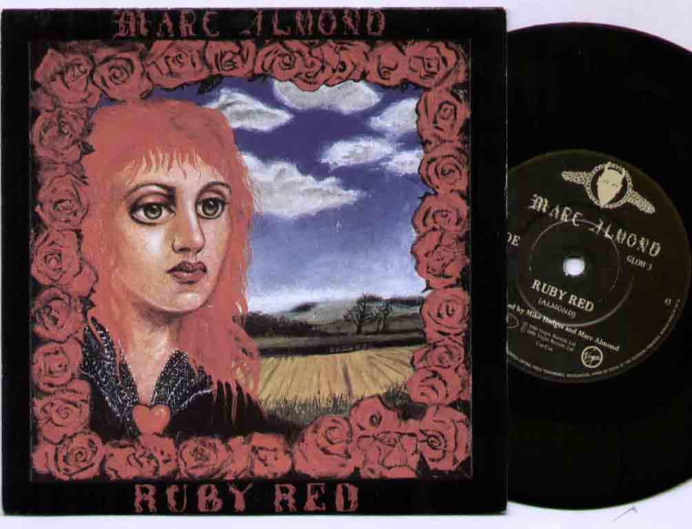 Marc Almond Ruby+Red 7''