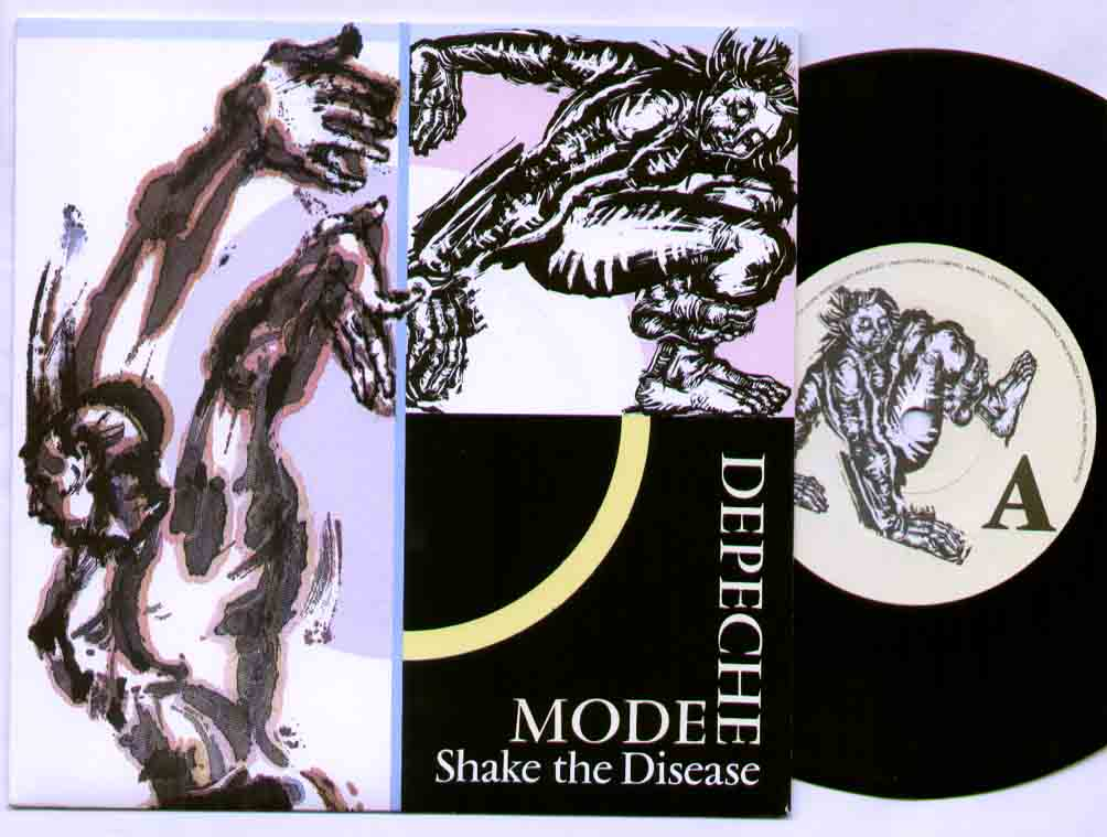 Depeche Mode - Shake The Disease LP