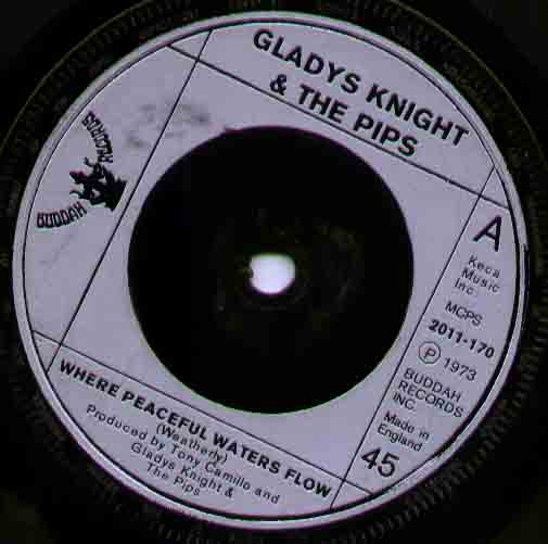 Gladys Knight - Where Peaceful Waters Flow