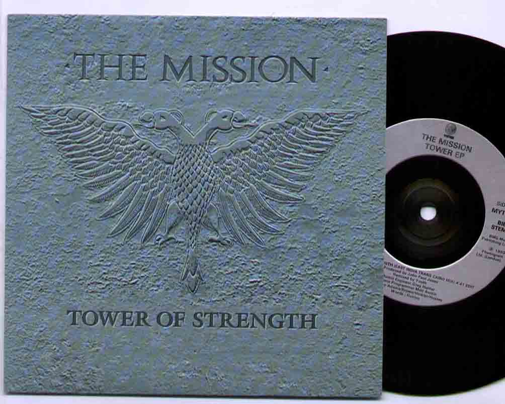 Mission Tower+Of+Strength 7''
