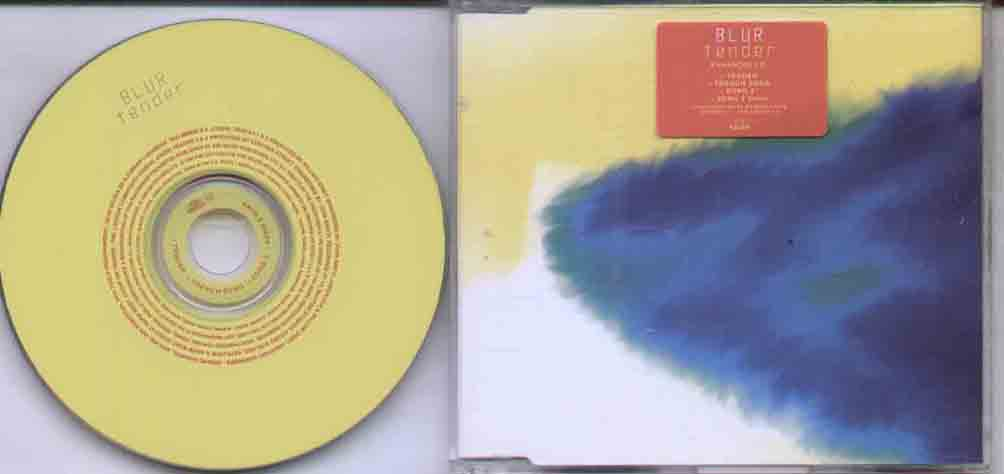 Blur - Tender Album