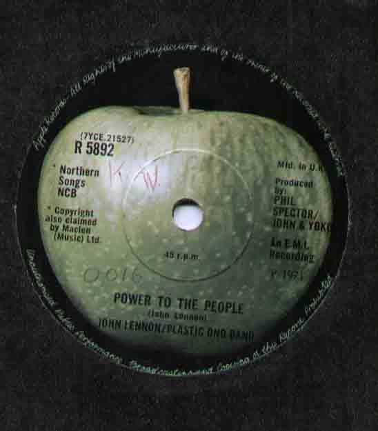 John Lennon - Power To The People EP