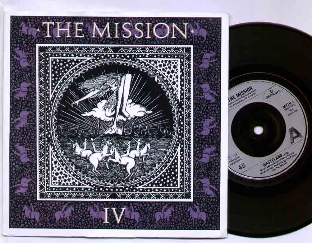 Mission Wasteland 7''