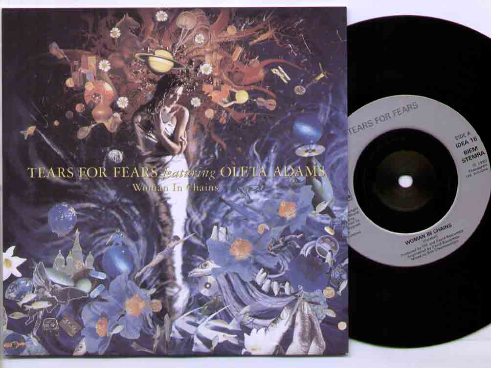 Tears For Fears - Woman In Chains EP