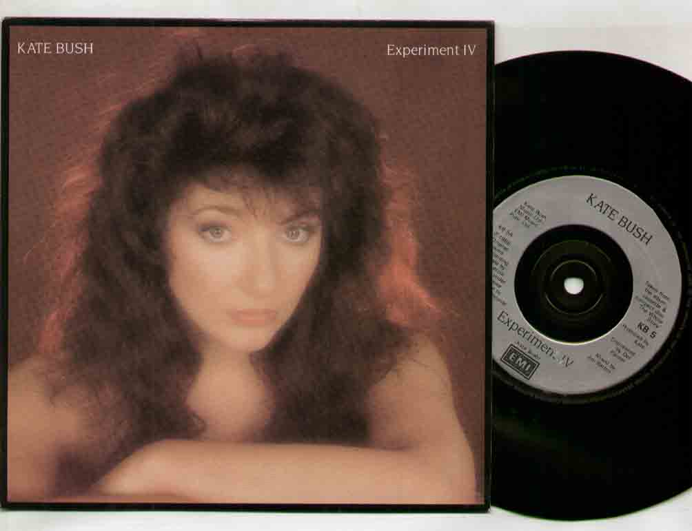 KATE BUSH - Experiment Iv Vinyl