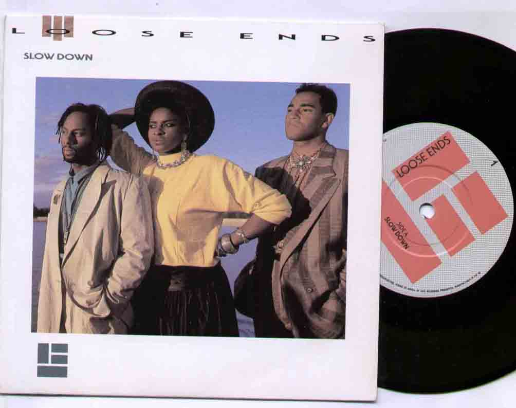 Loose Ends Slow+Down 7''