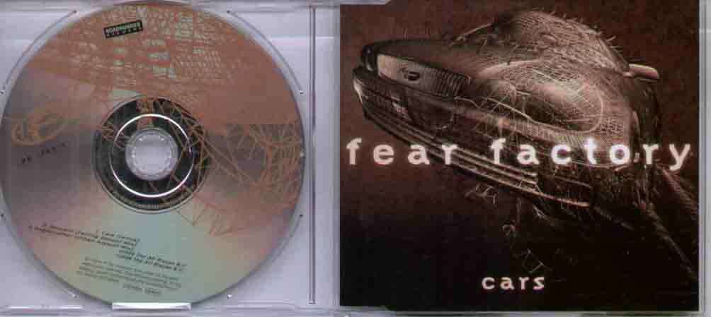 Fear Factory Cars CD