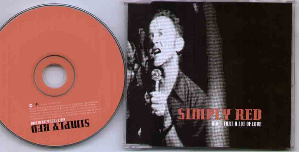 Simply Red - Ain't That A Lot Of Love Album