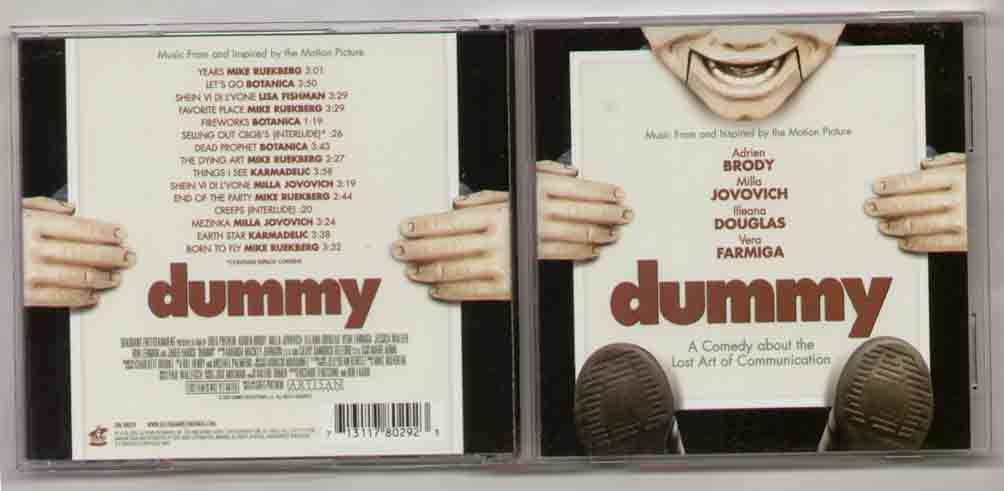Dummy Soundtrack
