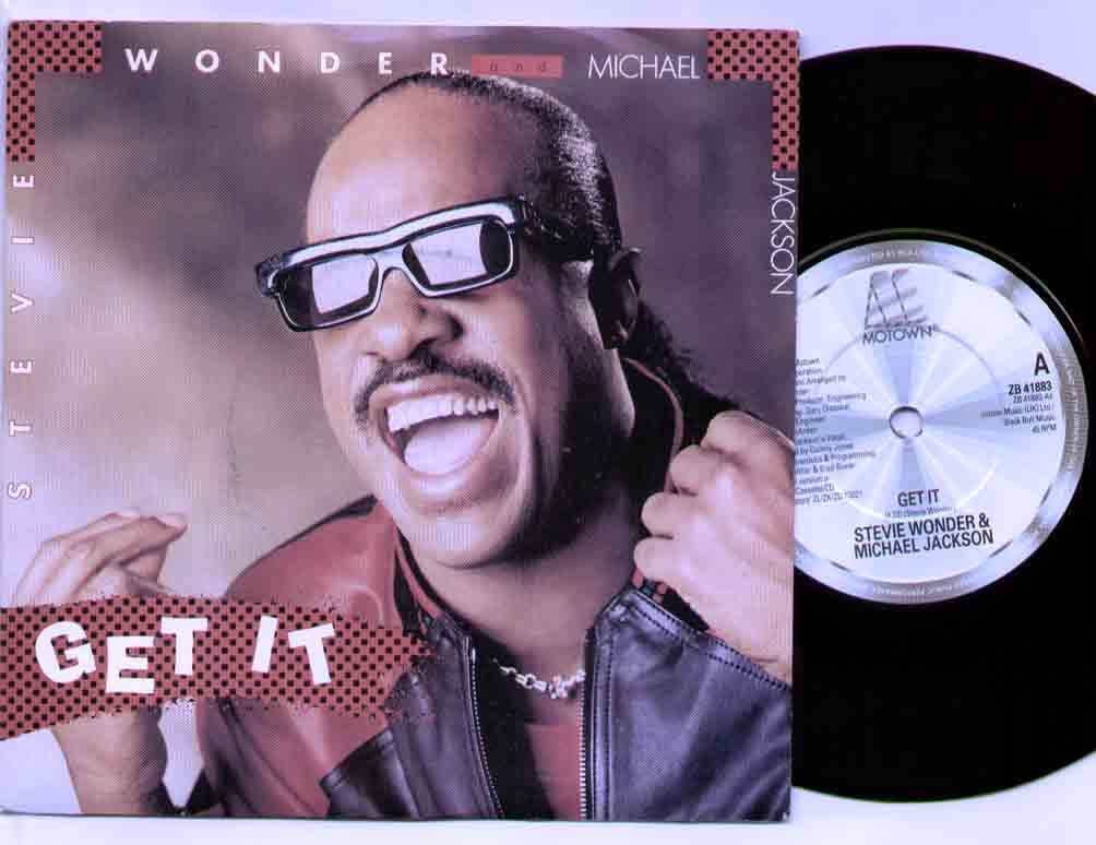 Stevie Wonder - Get It