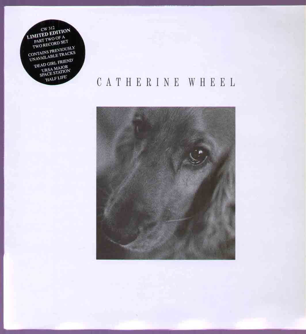 Catherine Wheel I+Want+To+Touch+You 12''