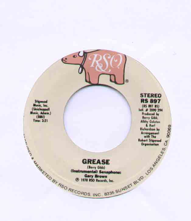 Grease 7 Inch