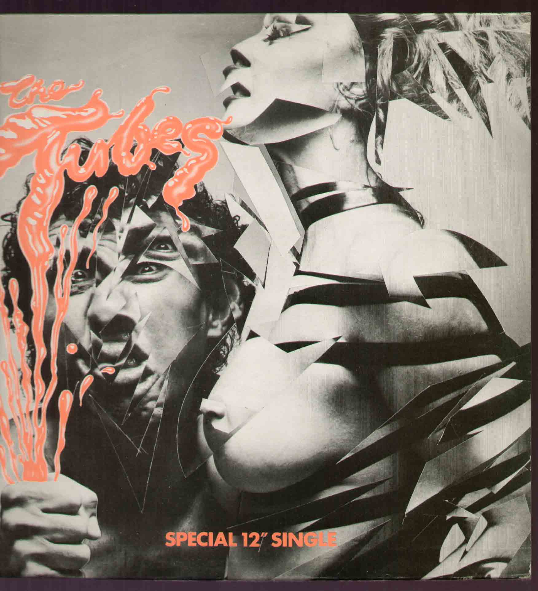 Tubes White+Punks+On+Dope 12''