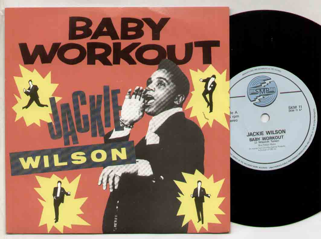 Jackie Wilson Baby+Workout 7''