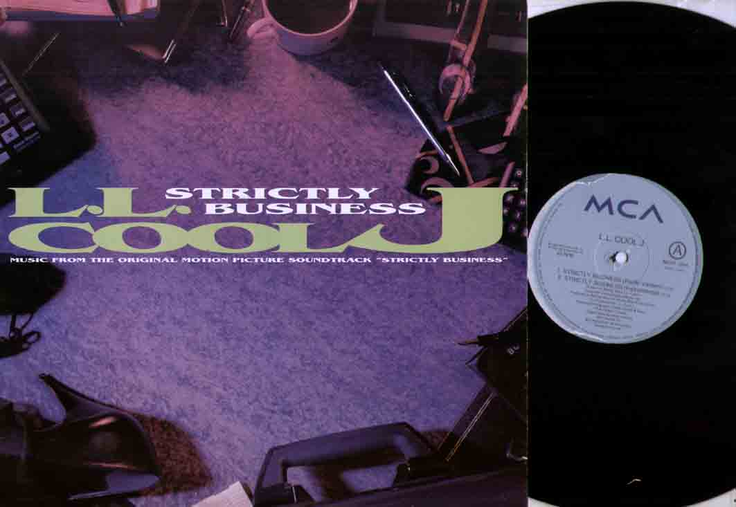 Ll Cool J Strictly+Business 12''