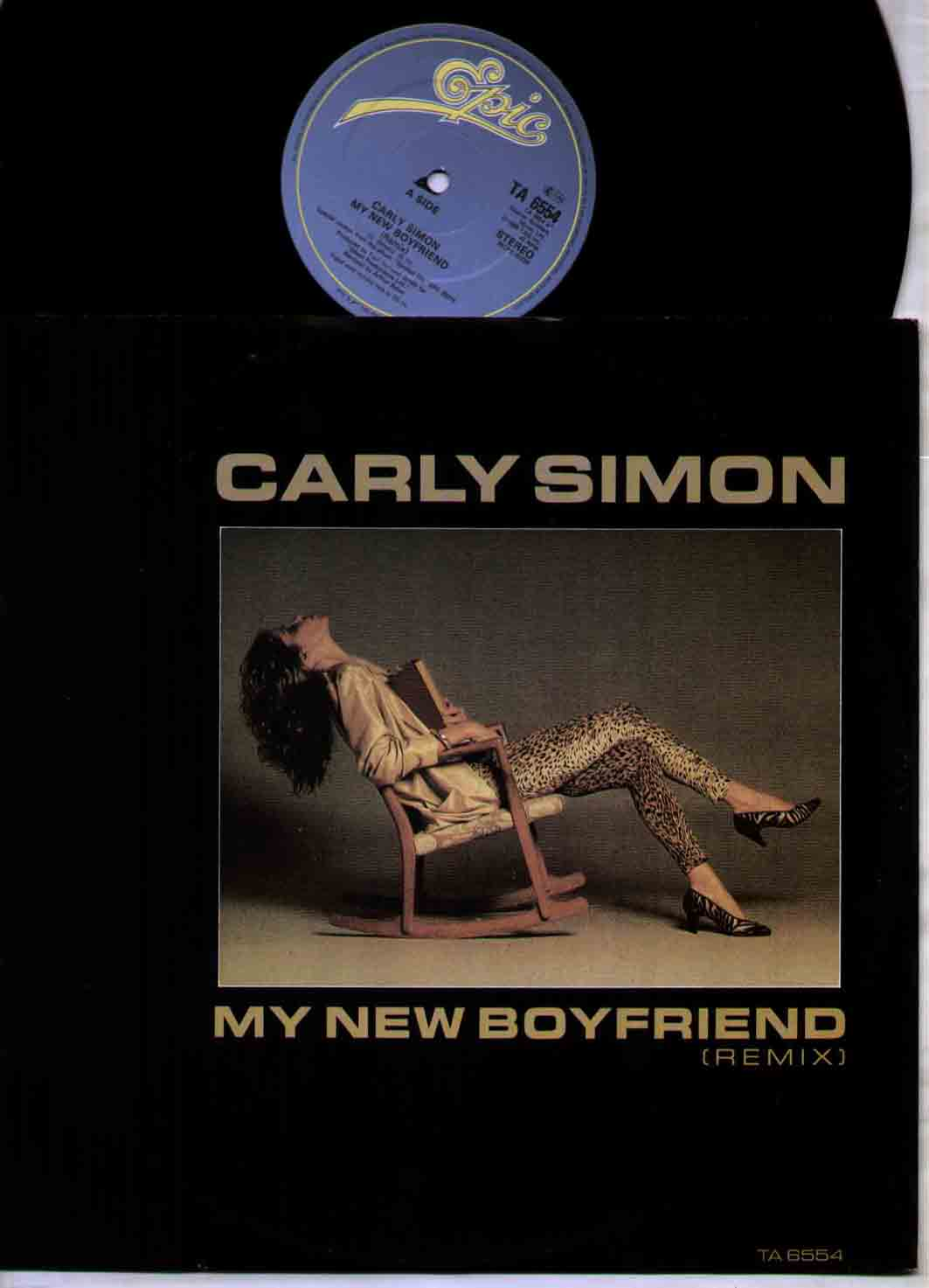 My New Boyfriend - Carly Simon