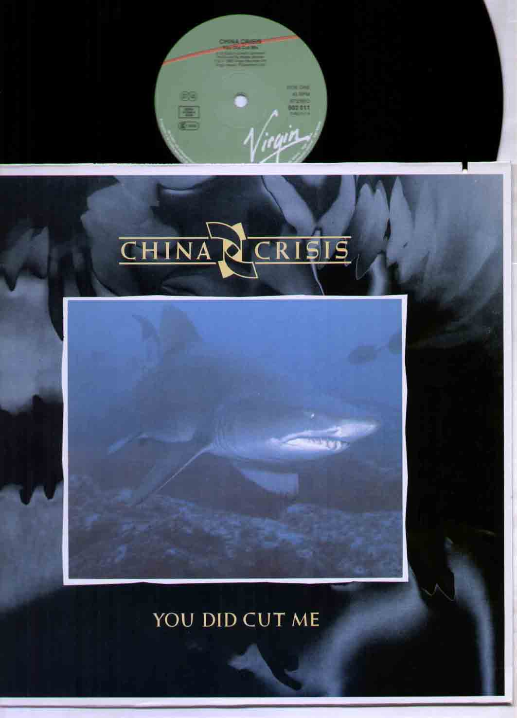 China Crisis You+Did+Cut+Me 12''