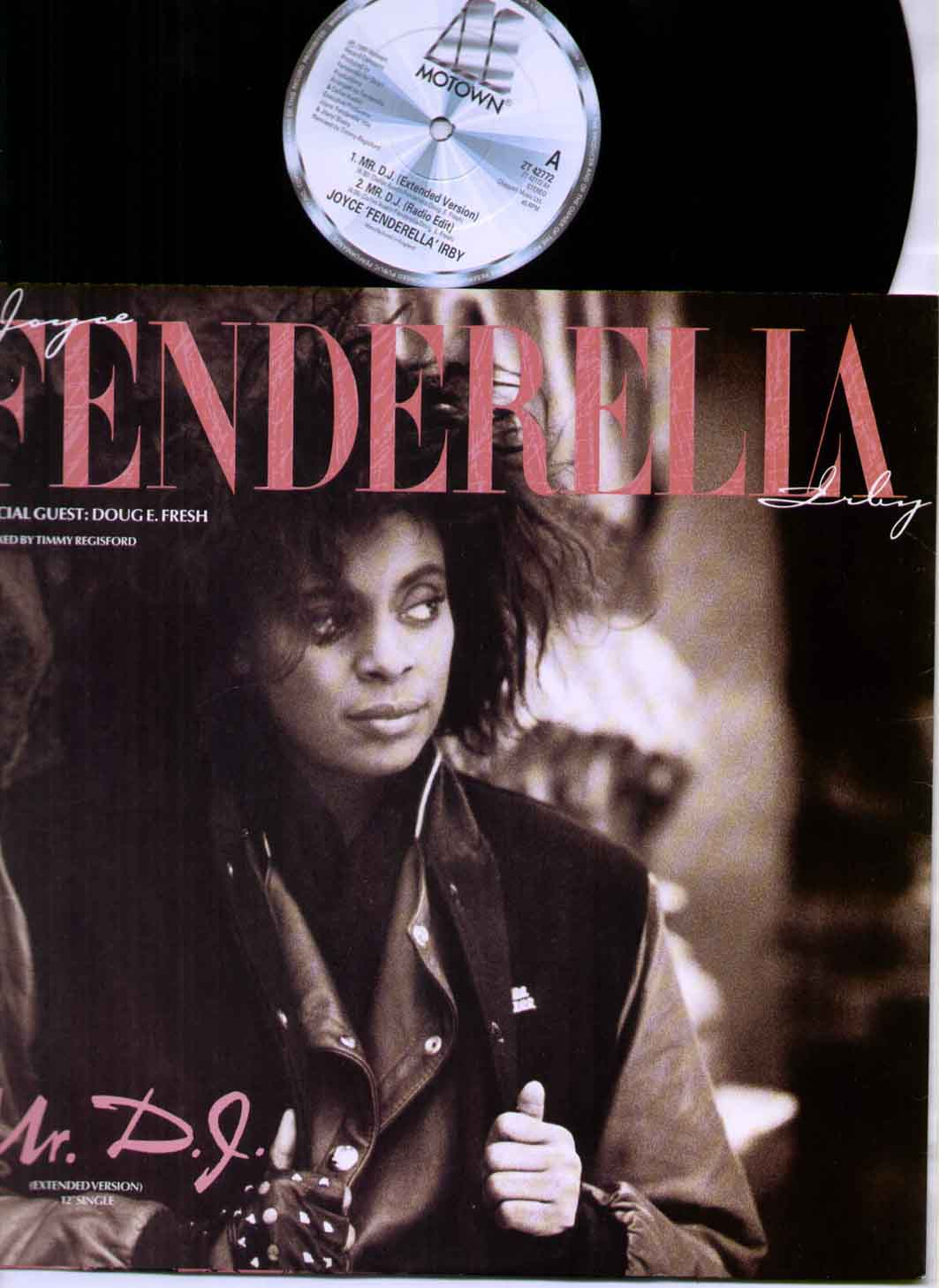 Joyce Fenderella'Irby Mr+Dj 12''
