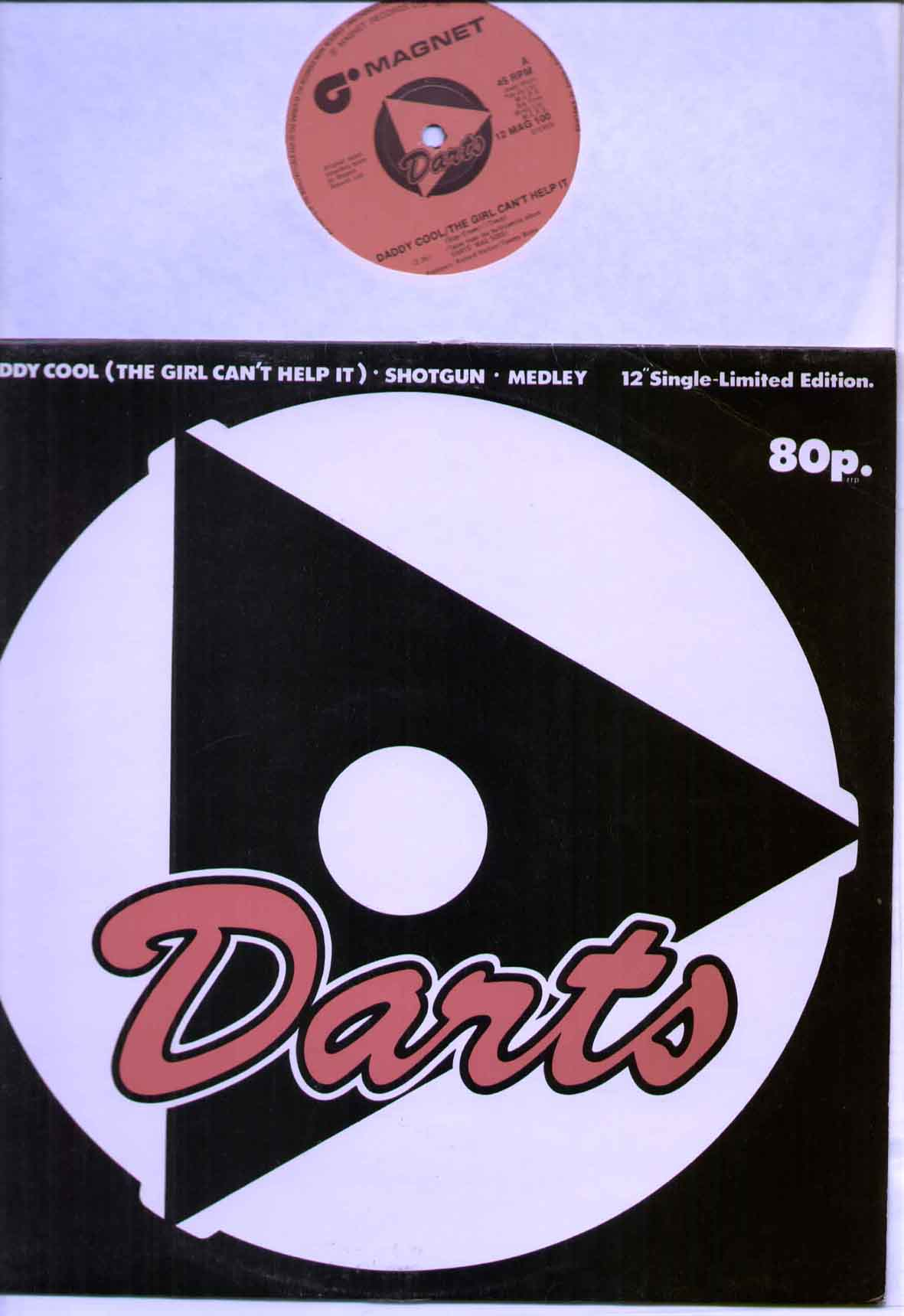 Darts Daddy Cool 12''