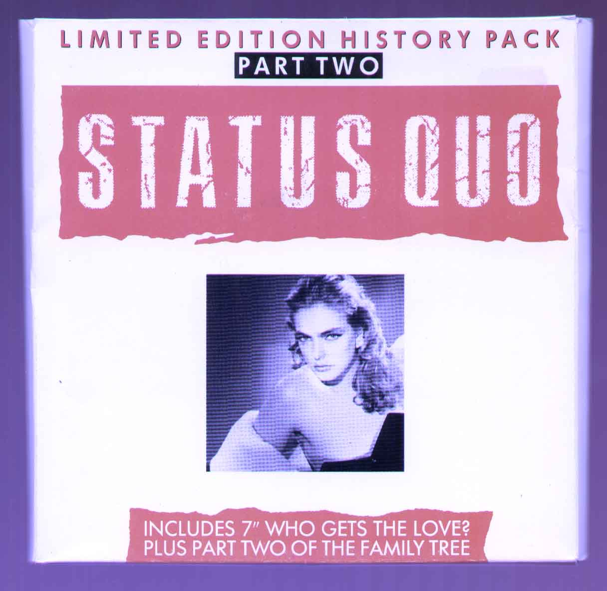 Status Quo - Who Get's The Love